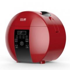 RW/容威 GL-166迷你电饭锅2人-3人家用宿舍小型1-2-3人正品电饭煲 智能预约 1.8L容量 多功能数码显示屏